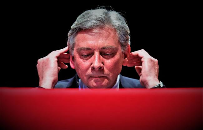 Richard Leonard lost another key ally last month