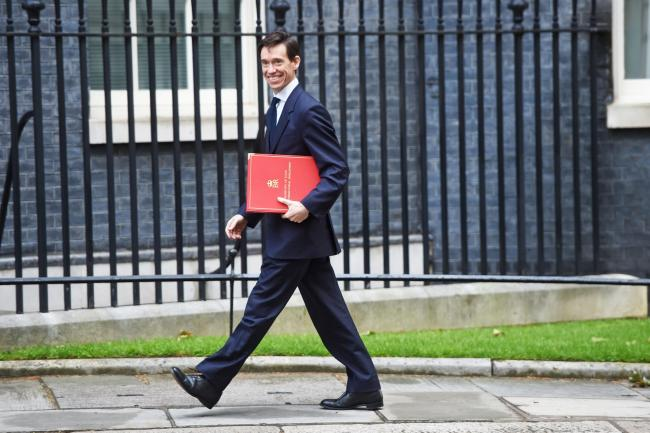 Rory Stewart has been knocked out of the Conservative Party leadership contest