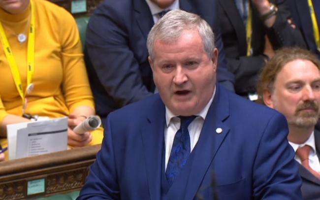 Ian Blackford has left the Labour party with the initiative in determining the timing of the election