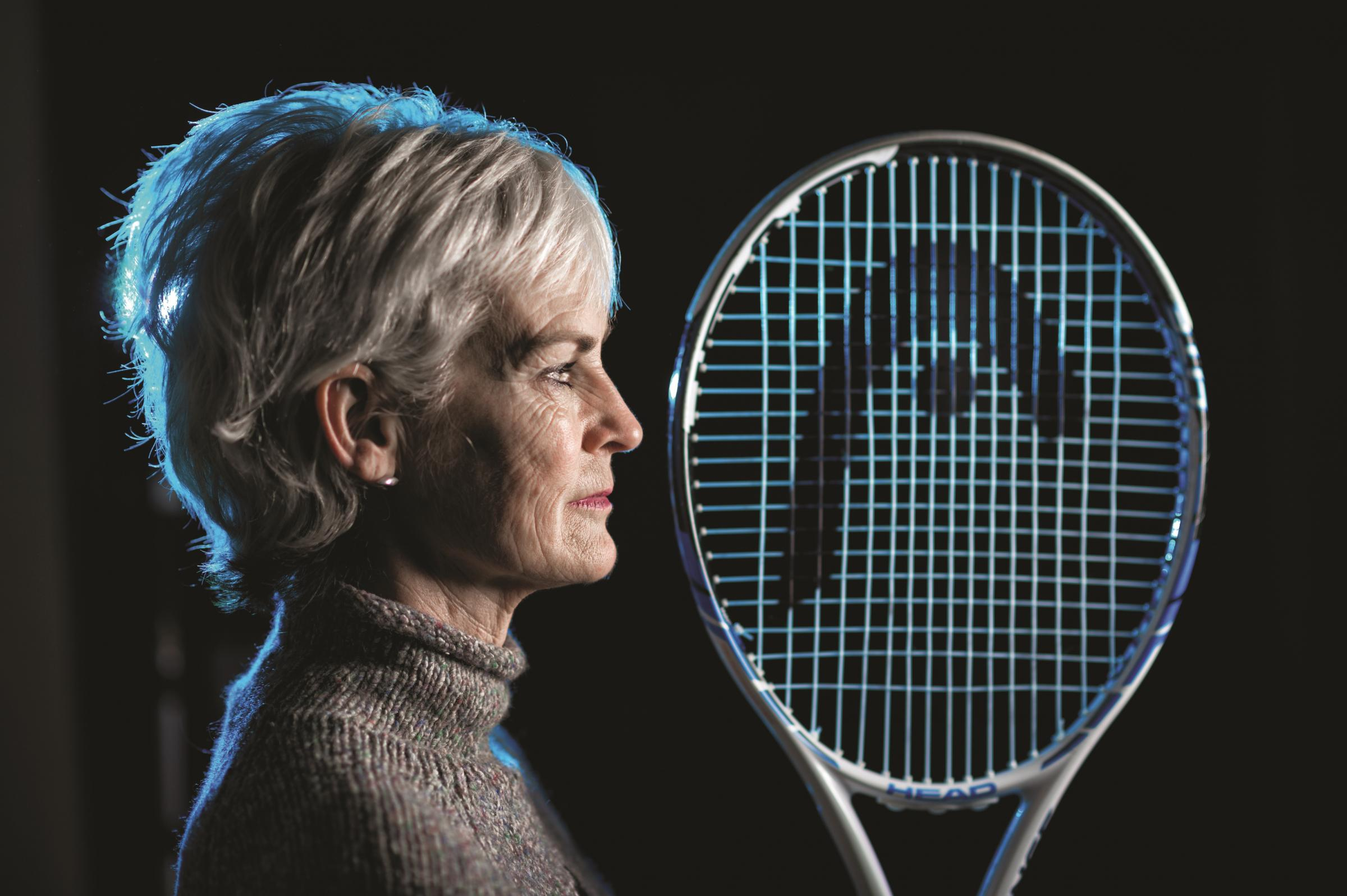 Judy Murray: 10 things that changed my life