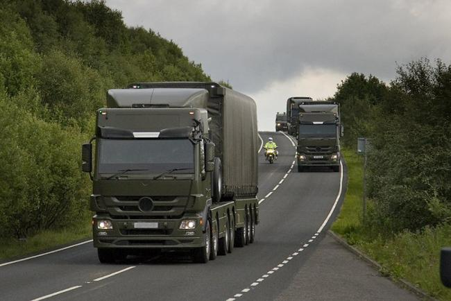 The Scottish Government was urged to 'stop transporting nuclear warheads on our roads altogether'