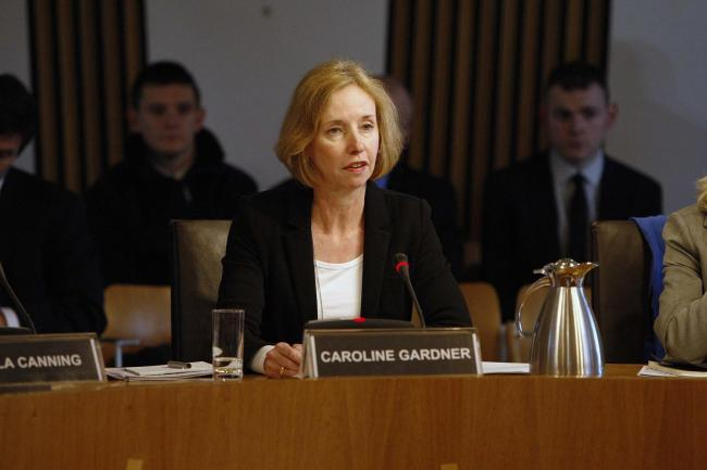 Auditor General for Scotland, Caroline Gardner, said the Scottish Government must show how it measures the deals