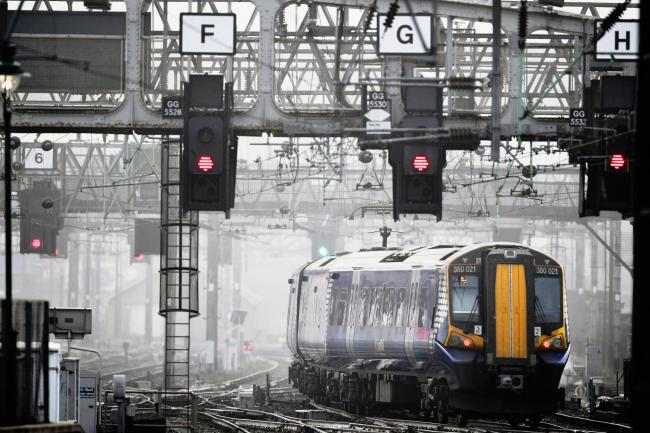 ScotRail recently said customers were seeing improvements on its services