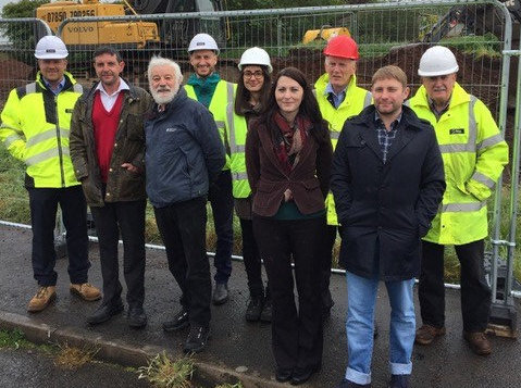 Praise for Scotland's first passivhaus properties in Dumfries and Galloway