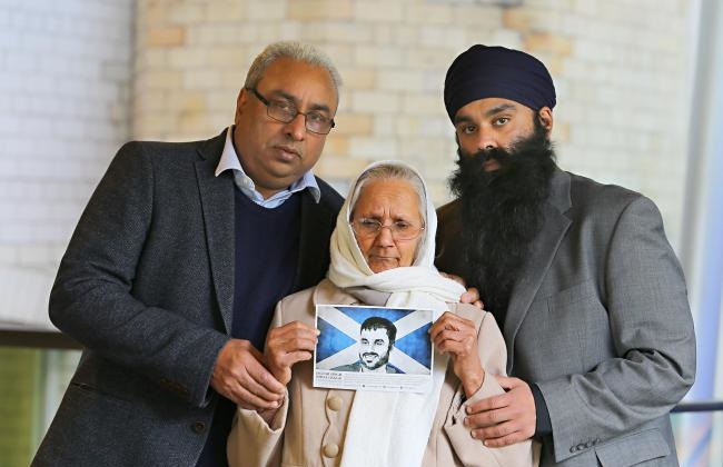 Jagtar Singh Johal campaign 'back to square one'