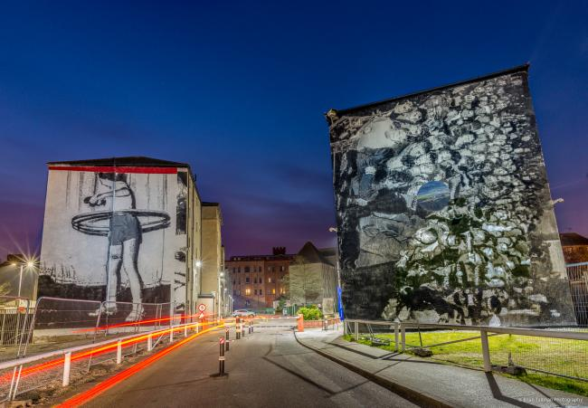 Nuart Aberdeen received the Best Culture and Arts Scheme award