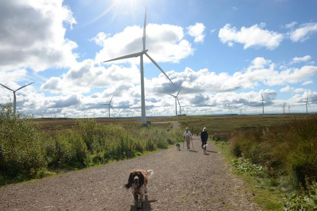 Windfarm proposals offer community £5000 per megawatt of wind power