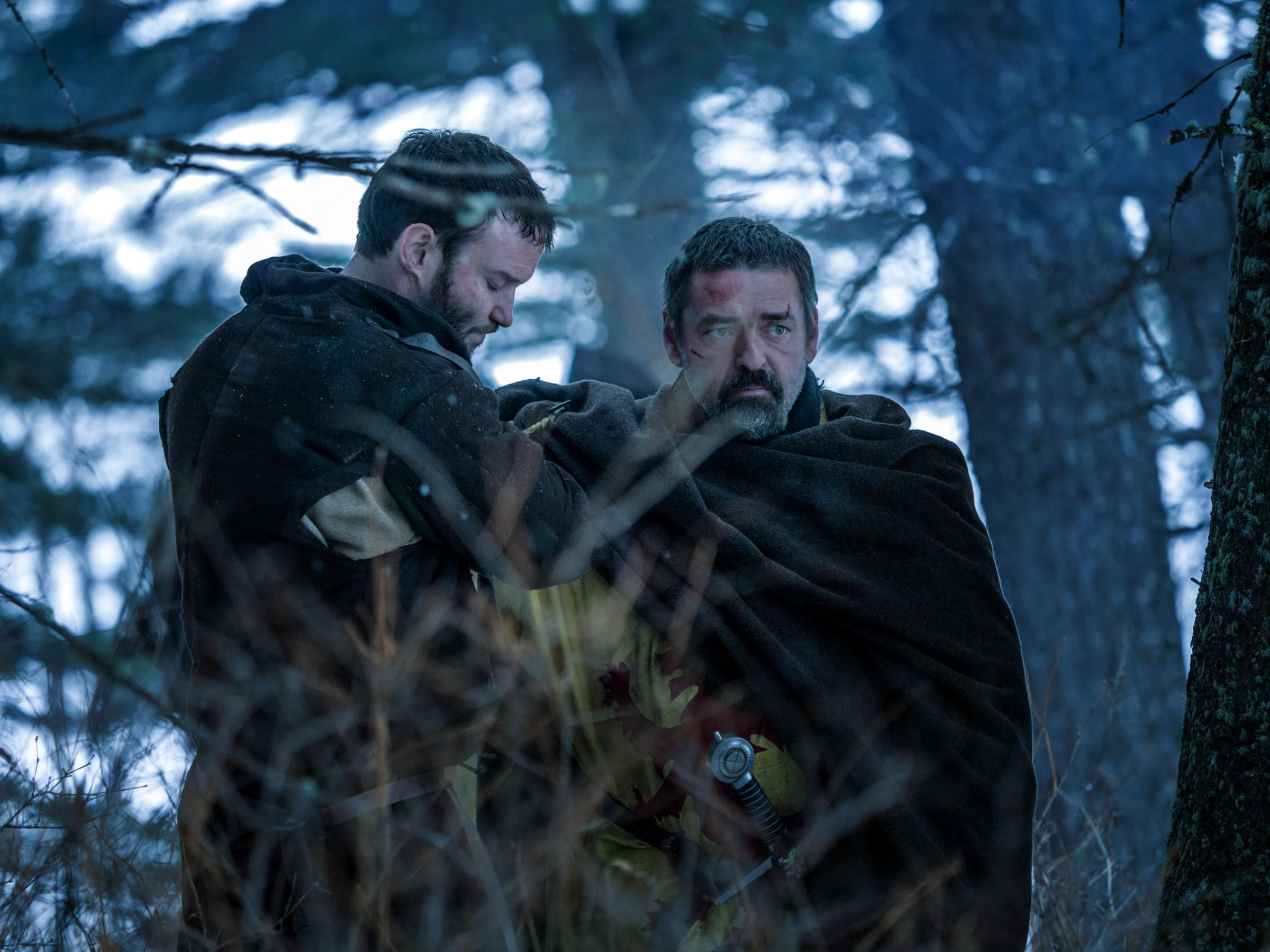 Cineworld 'offered Robert the Bruce film' but didn't answer