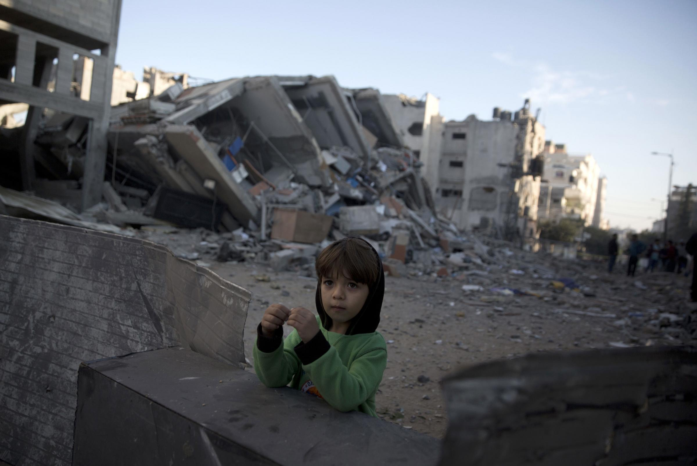 Twinning Edinburgh with Gaza City would show our support