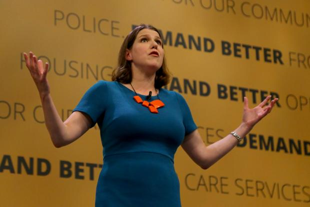 The National: Jo Swinson is the new LibDem leader – and Scottish Labour seemed to forget about her time in coalition with the Tories