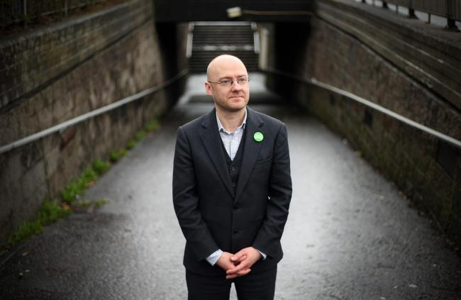 Is the Green Future Group a threat to Patrick Harvie's position as co-convenor of the Scottish Greens?