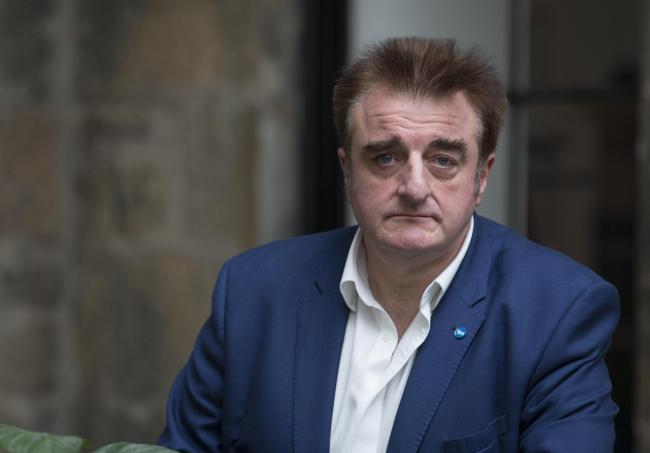Tommy Sheppard said the SNP will 'defend the democratic principle of a parliament that reflects the people'