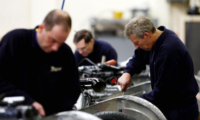 The Scottish Chambers of Commerce survey said manufacturing faced the biggest impact