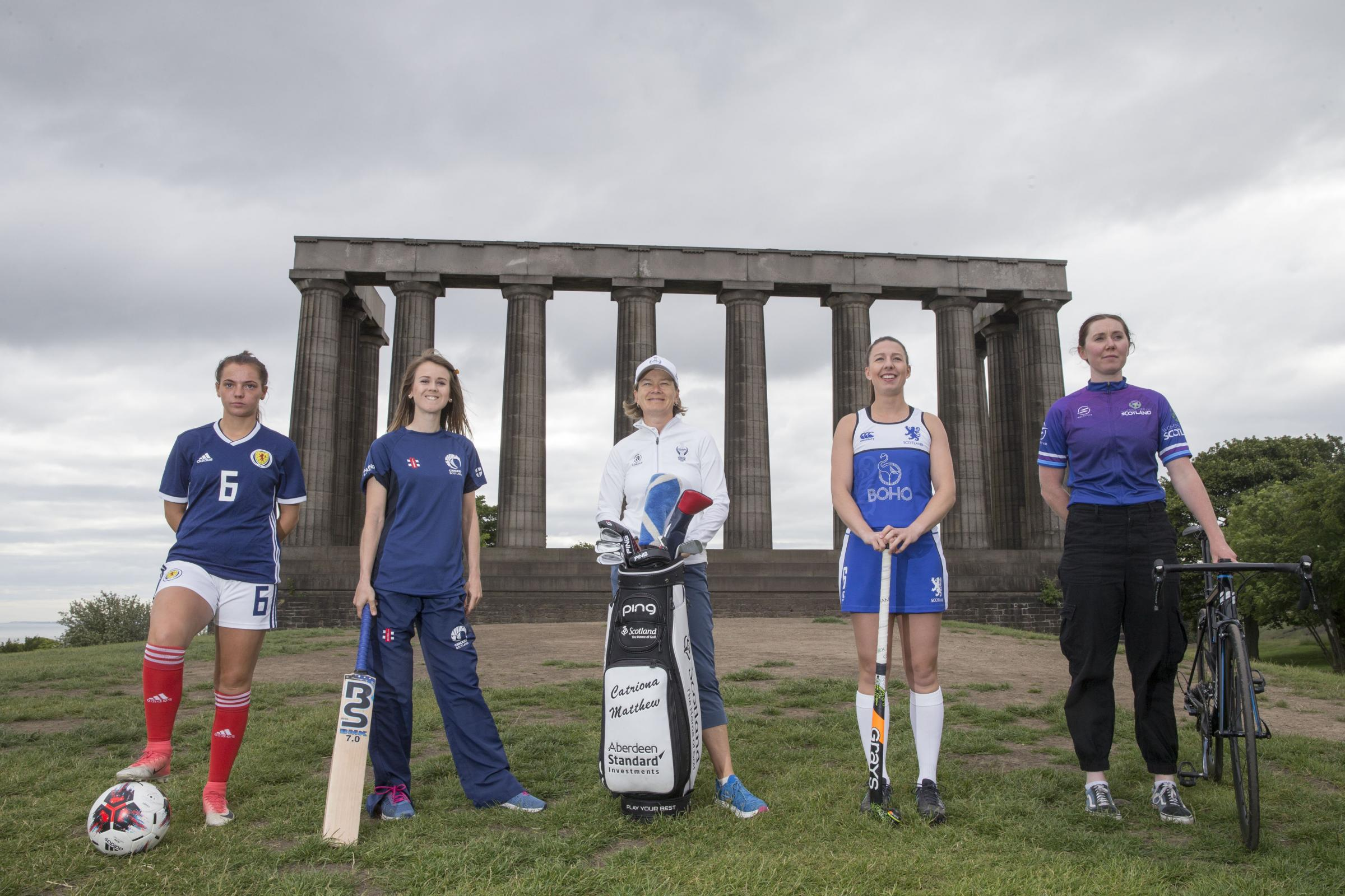 Solheim Cup among packed line-up of Scottish women's sport