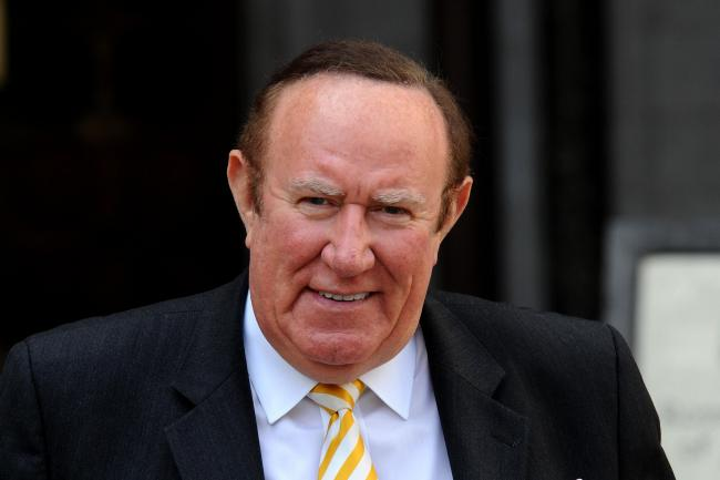Andrew Neil's programme has been off the air during the coronavirus crisis, and it has been confirmed it will not return