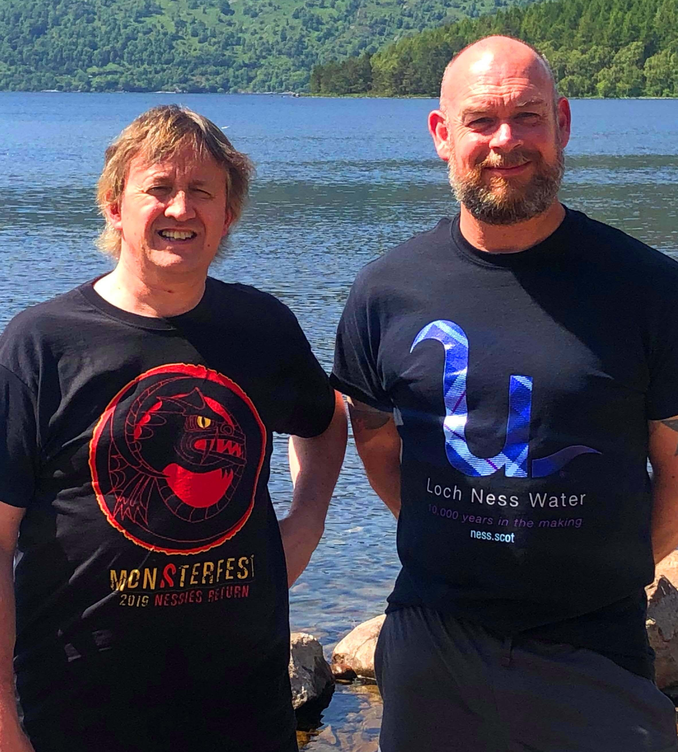 Monsterfest to make splash with Loch Ness Water as sponsor