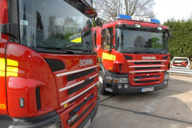 The Fire Brigades Union have criticised the Scottish Fire and Rescue Service for their latest offer