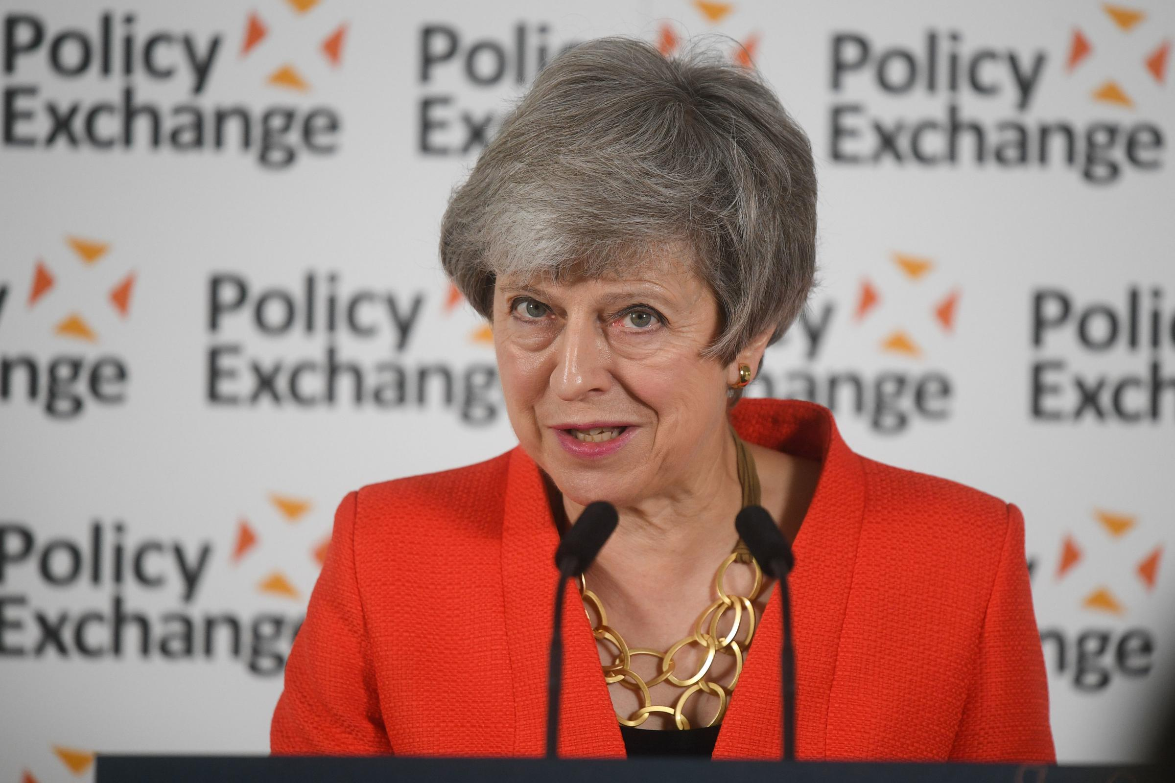 Here are 10 of the most cringeworthy lines from May's Scottish speech