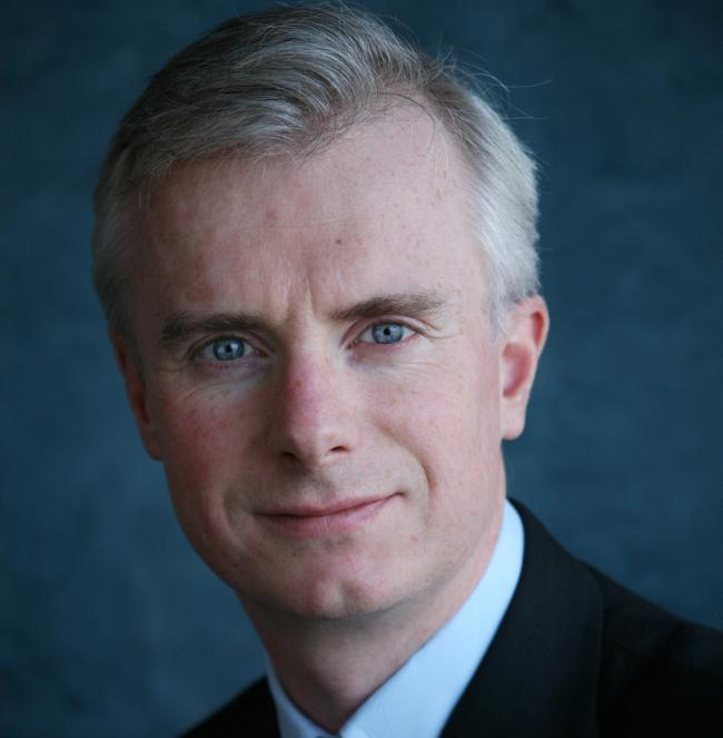 Michael O'Sullivan was former managing director of Credit Suisse's Private Banking and Wealth Management Division