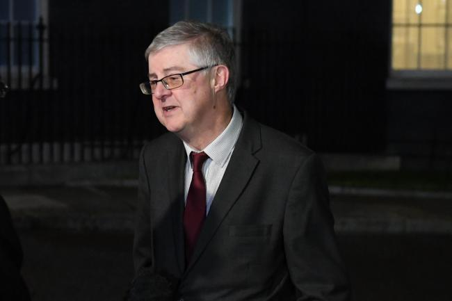 Welsh first minister Mark Drakeford said he may have to reassess under Boris Johnson's Brexit Britain