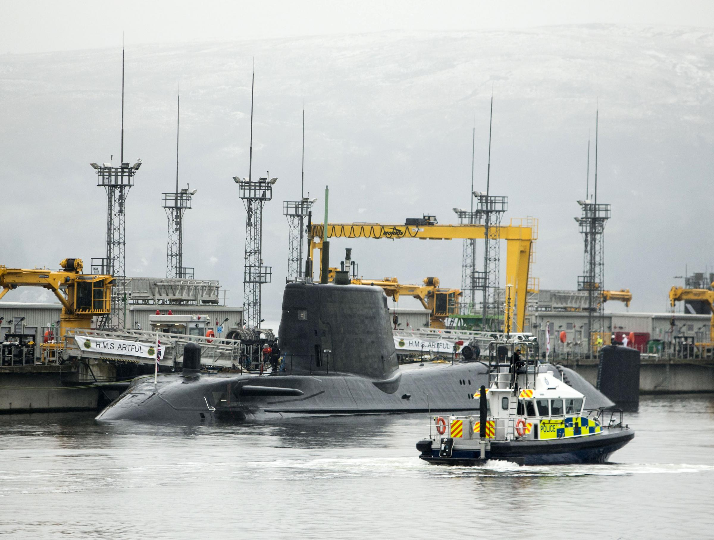 New roadmap to finally kick Trident out of an independent Scotland