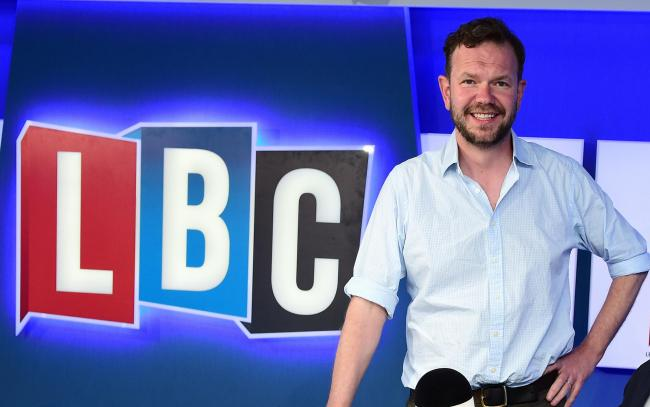James O'Brien heard from a pro-independence Scottish caller