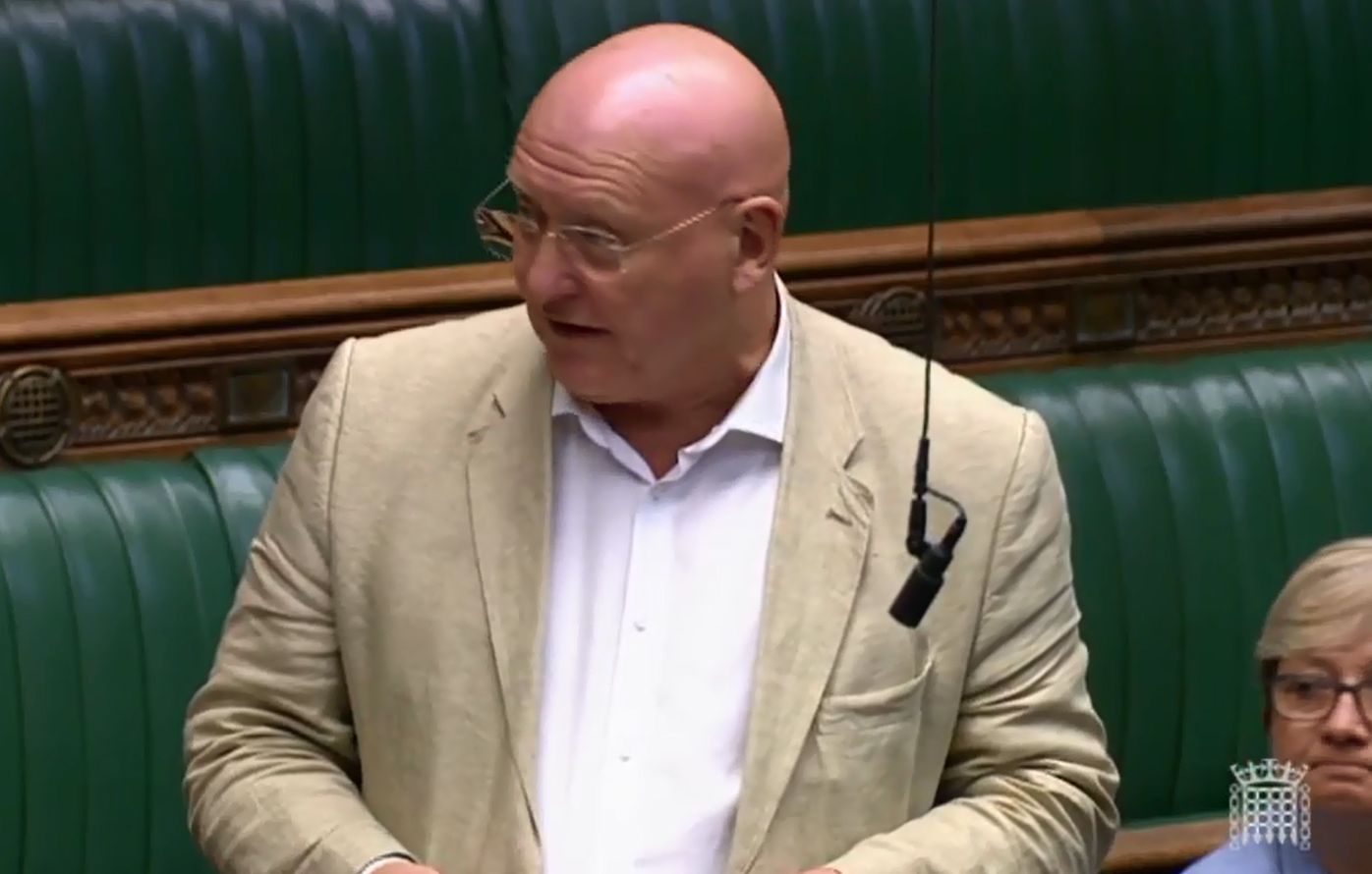 WATCH: Plaid Cymru MP condemns Spanish spying at Westminster