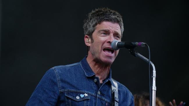 Noel Gallagher has been involved in a high-profile spat with Lewis Capaldi