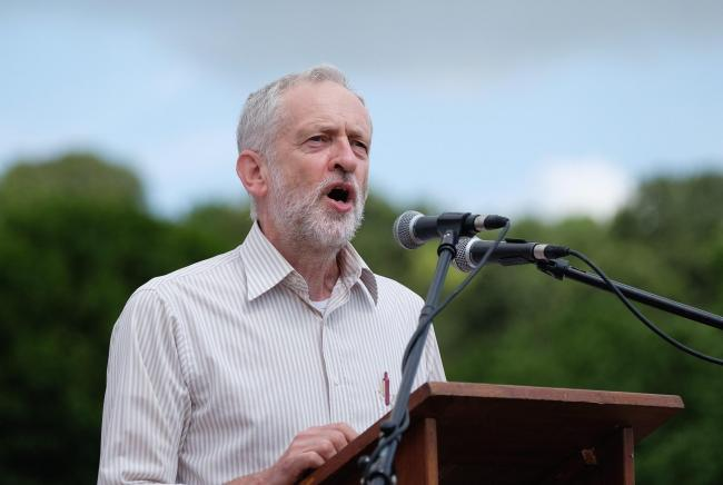 Labour leader Jeremy Corbyn said the BBC adopted a