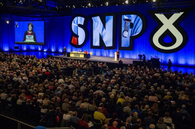This year, the SNP autumn gathering will be held in Aberdeen