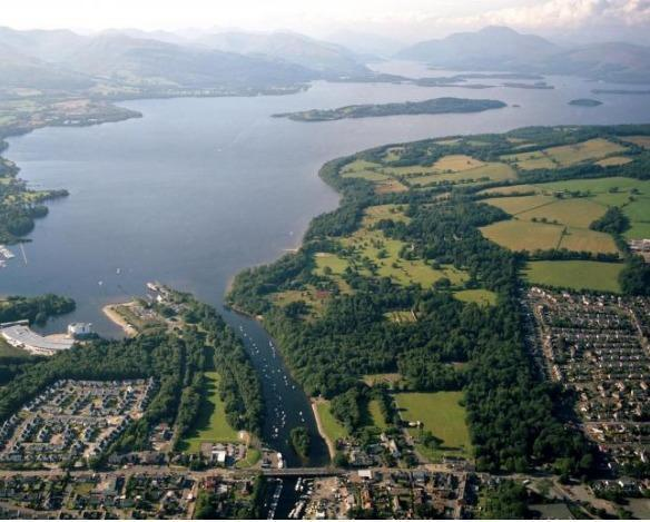 The sale of Loch Lomond land to developers is facing questions