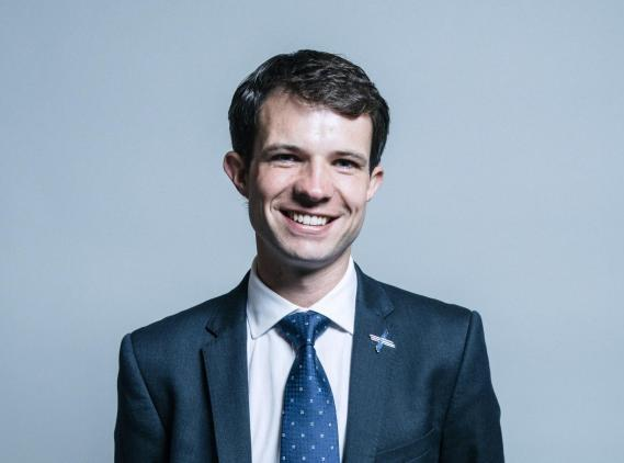 Scottish Tory MP Andrew Bowie's email to colleagues was leaked
