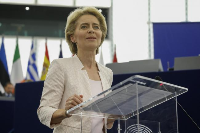Ursula Von der Leyen is the new European Commission president