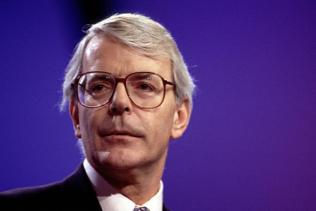 Newly released files show John Major's Tory government believed they had defused calls for a Scottish assembly