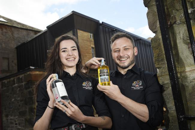 Holyrood Distillery Visitor Centre staff will welcome guests on July 30