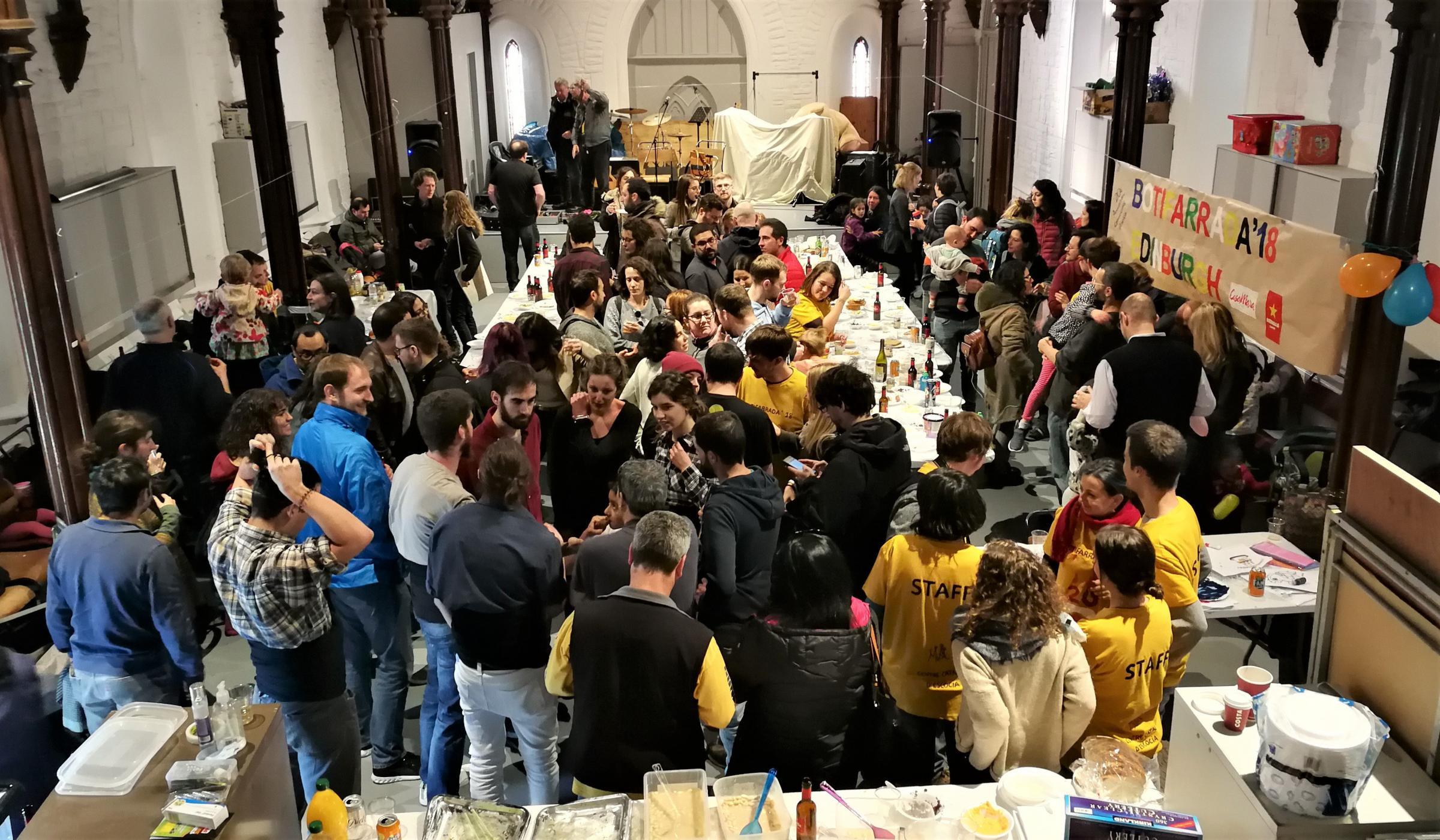 Edinburgh's Scottish-Catalan Centre launches Catalan speaking lessons