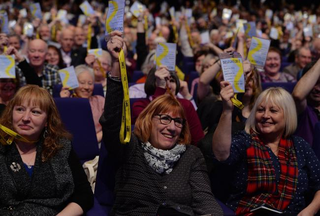 Some SNP members have been irked by the lack of motions that mention independence