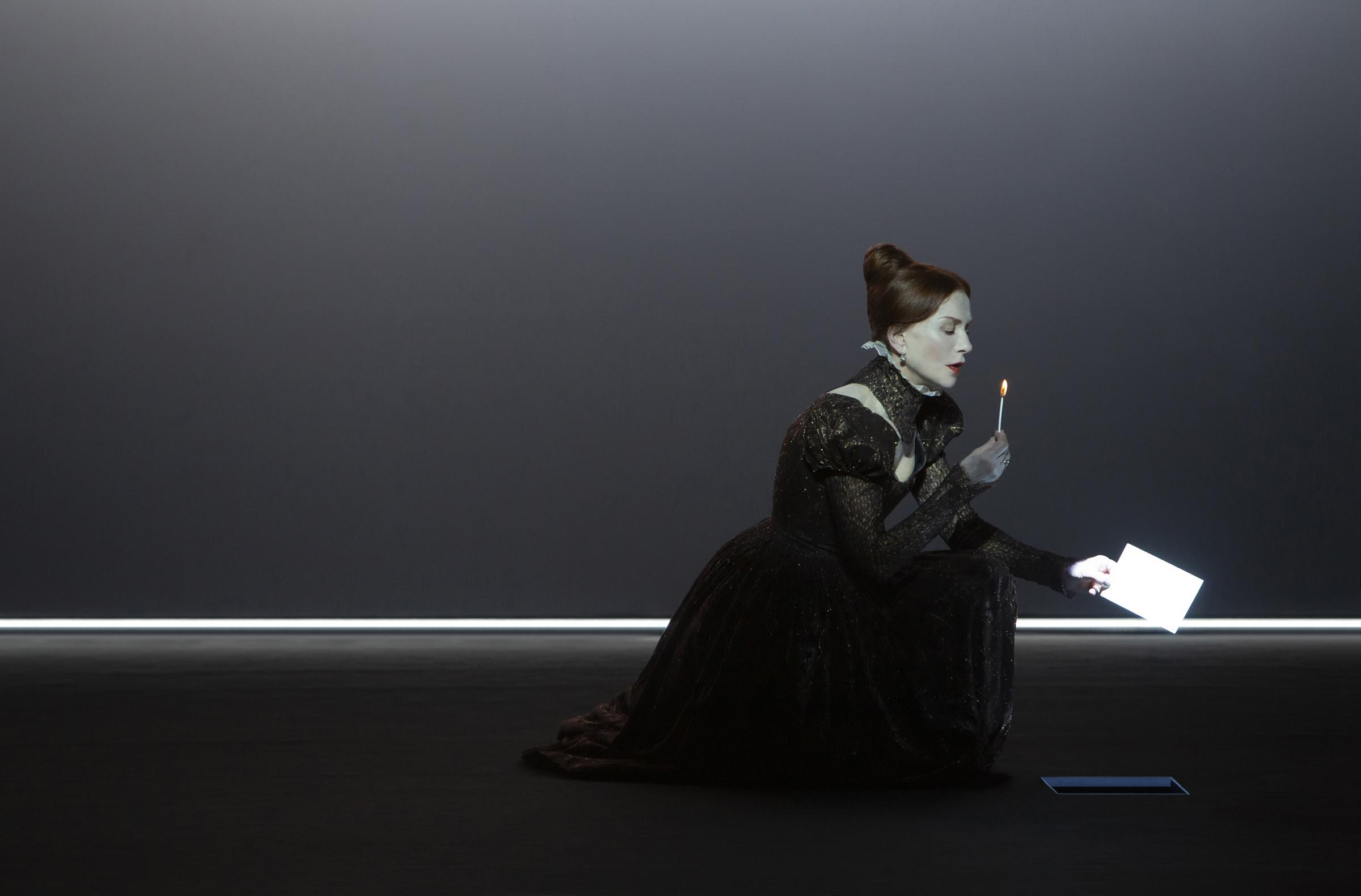 Review: Isabelle Huppert's spellbinding Mary, Queen of Scots
