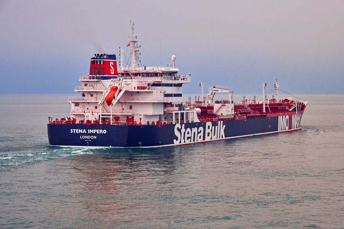Iran had no choice but to retaliate after its tanker was seized