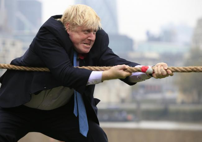 Boris Johnson is being chosen as leader because of his flaws and failings, not despite them