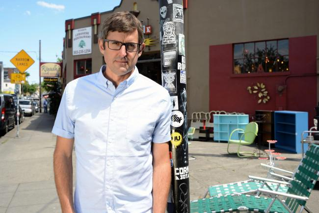 Louis Theroux will discuss his career at the Edinburgh International Television Festival