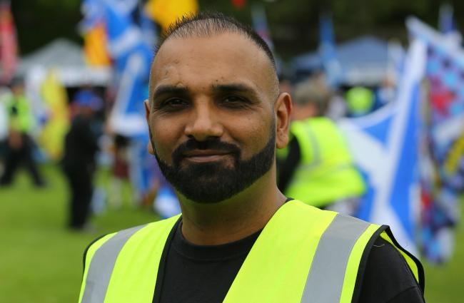 Former director of operations Manny Singh was sacked from AUOB at the weekend