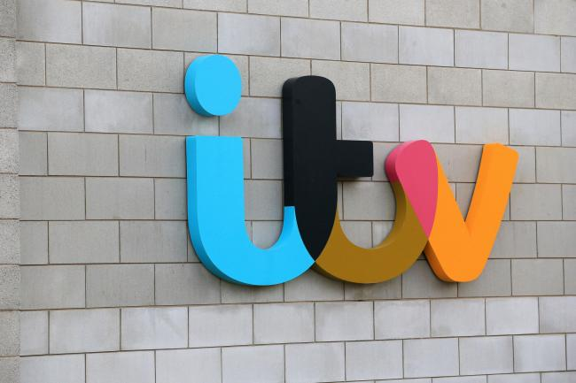 ITV said earnings slumped on the back of sliding advertising revenue and major investment