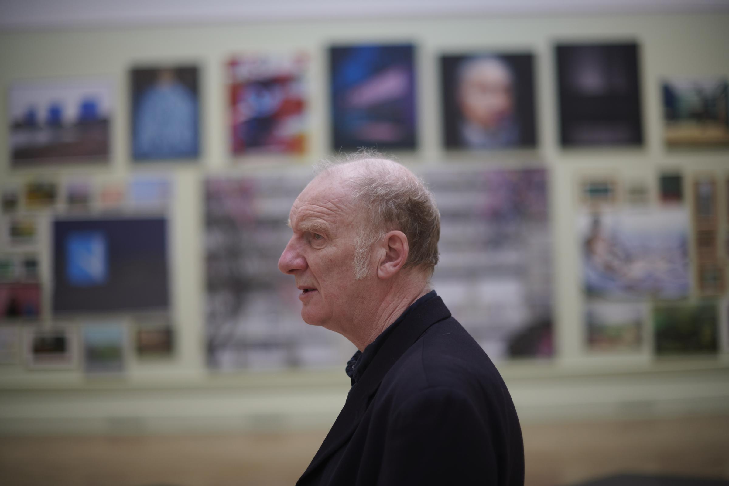 Artist Jock McFadyen on sex, violence and Scotland