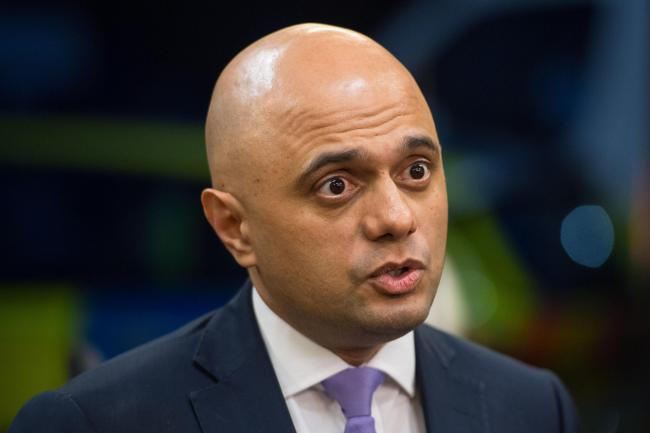Chancellor Sajid Javid said the Tories 'should have reversed this silly policy years ago'