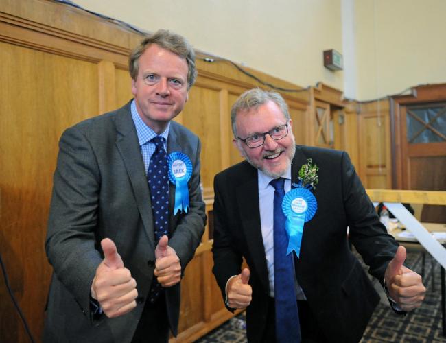 Alister Jack named successor to David Mundell as Scottish Secretary | The  National