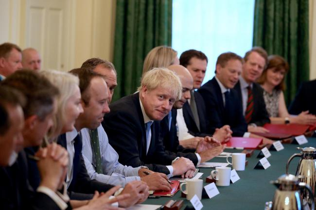 Boris Johnson's cabinet features a number of ministers with close connections to the think-tank world