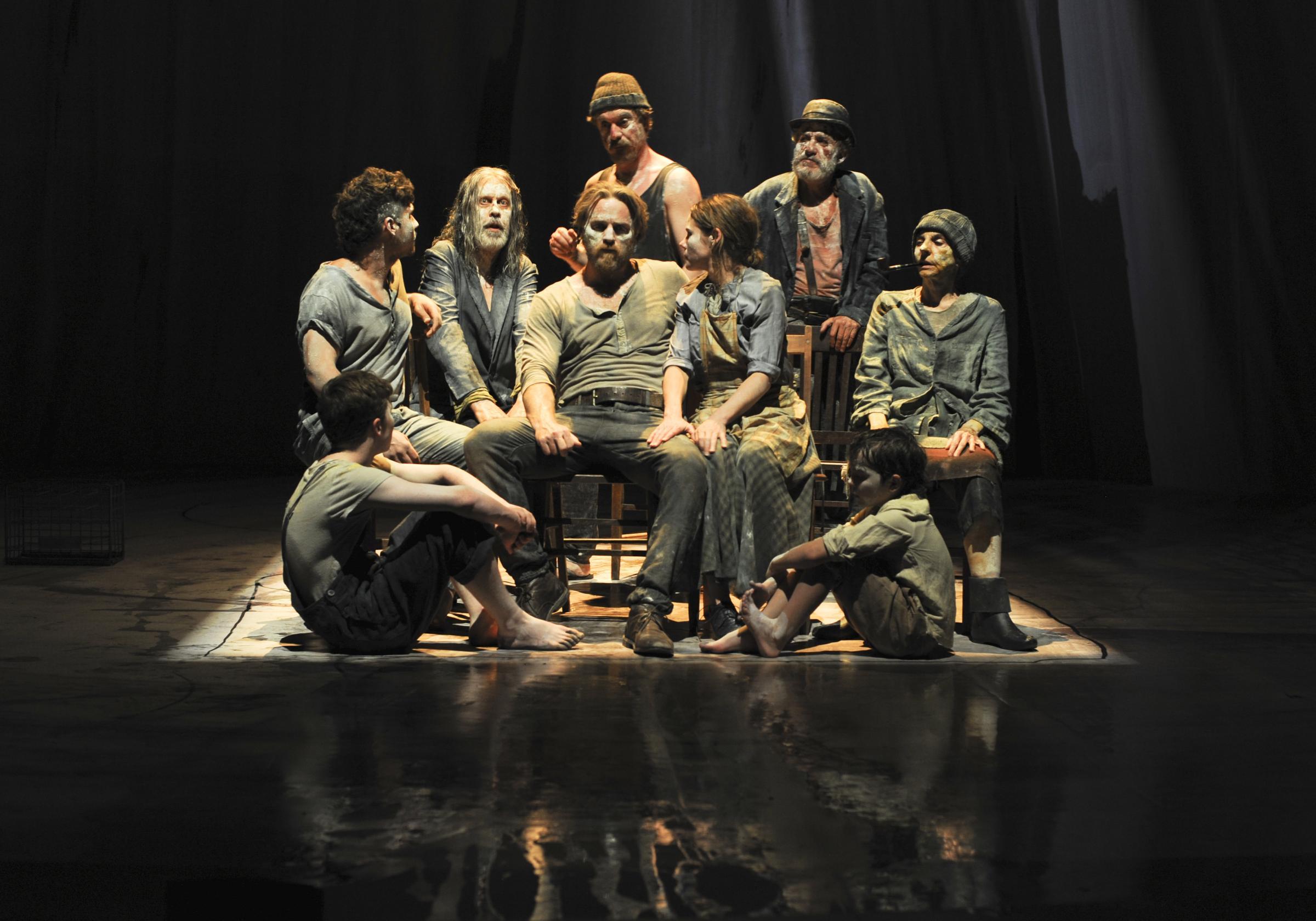 Edinburgh Festival reviews: The Secret River (King's); Until the Flood (Traverse); Sparkle (Summerhall)