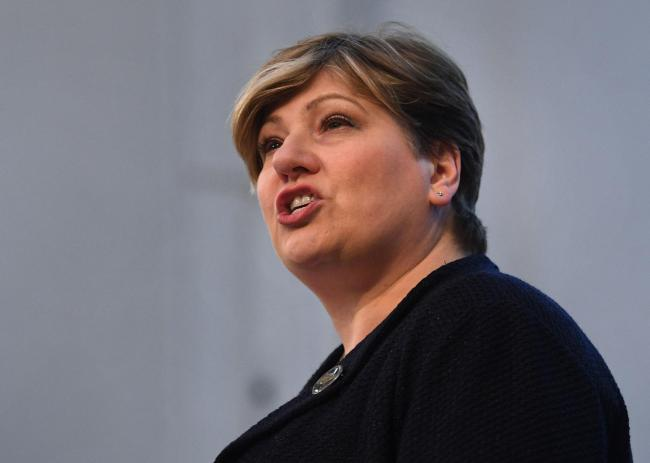 Emily Thornberry said Labour should unequivocally back Remain and should campaign for a second referendum
