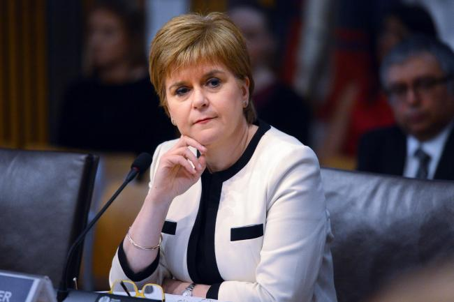 Nicola Sturgeon will open the event